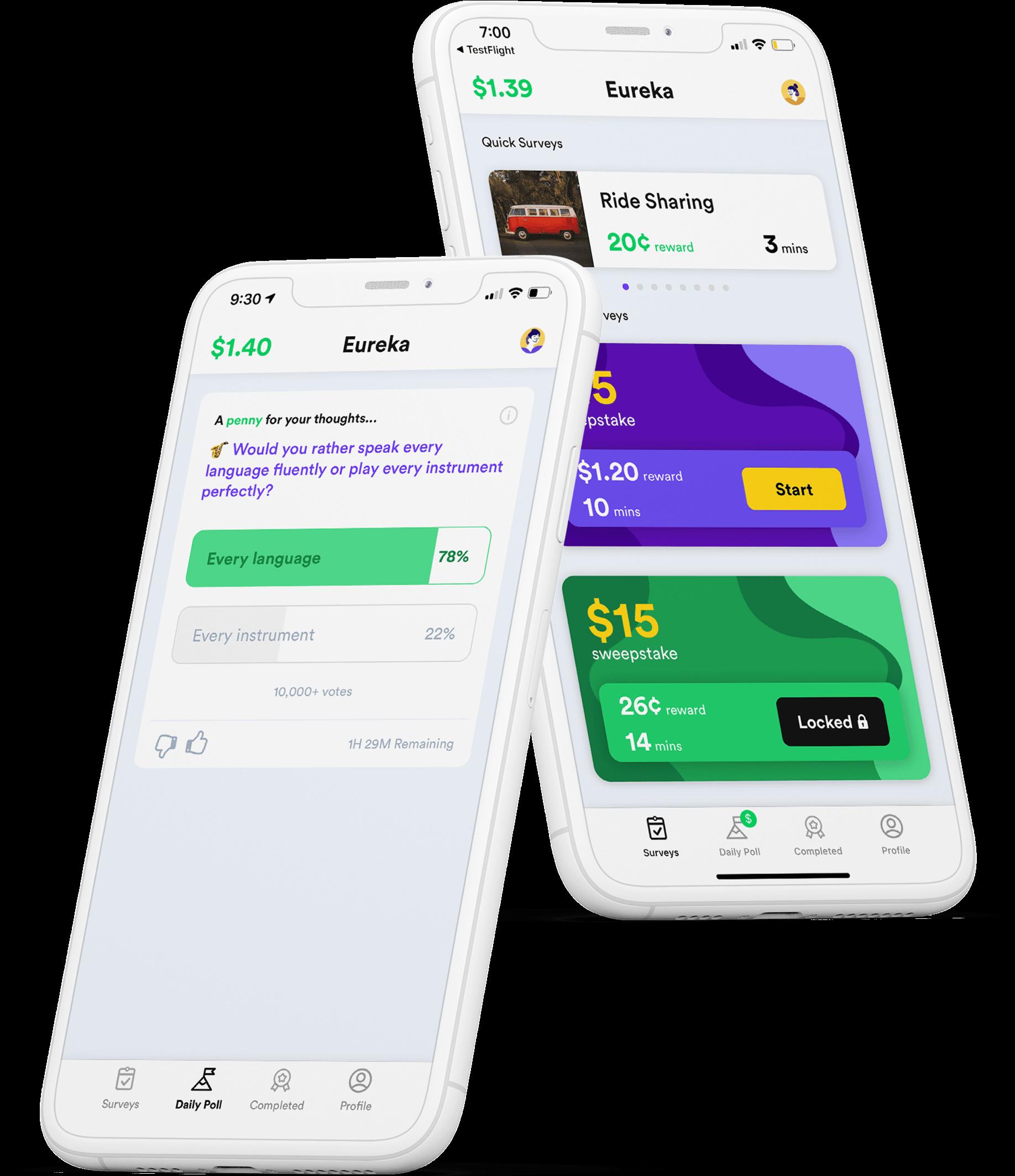 Eureka App